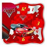 Brimarex Zegar drewniany Cars 3 GXP-598701