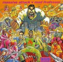No Protection CD) Mad Professor Massive Attack