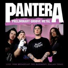 Pantera Preliminary Groove Metal