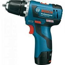 Bosch Wiertarko-wkrętarka akumulatorowa GSR 18 V-EC Professional 2x4,0Ah L-BOXX 0 601 9E8 101