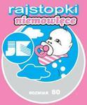 Kusiak Rajstopki niemowlęce gładkie 20 DEN woreczek 7686043074053
