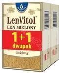 Oleofarm Len Mielony 200 g + 200 g (3564212)