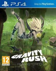 Gravity Rush Remastered PS4
