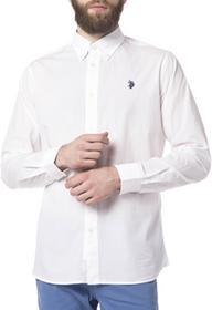 U.S. Polo Assn. Assn Assn Koszula Biały XL (74000)