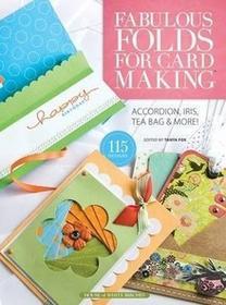 Tanya Fox Fabulous Folds for Card Making