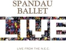 Live At The N.E.C CD) Spandau Ballet