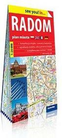 Radom. Plan miasta 1:20 000