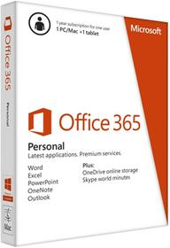 Microsoft Office 365 Personal (1 stan.)