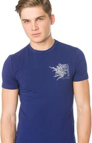 Versace Jeans Jeans T-shirt Niebieski XL (188489)