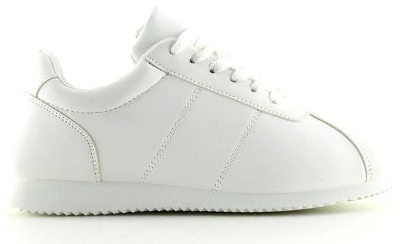 Obuwie Damskie Buty sportowe damskie białe B21 1 white