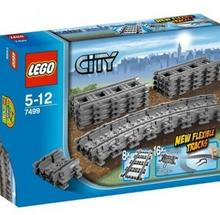 LEGO City Tory flexible 7499