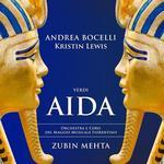 Verdi Aida CD) Andrea Bocelli