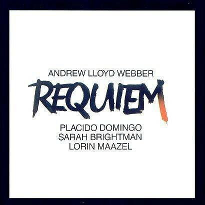 Requiem Sarah Brightman Placido Domingo English Chamber Orchestra