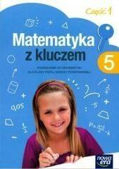 Nowa Era Matematyka matematyka z kluczem SP kl.5 cz. 1 podręcznik / podręcznik dotacyjny - Marcin Braun, Małgorzata Paszyńska, Agnieszka Mańkowska