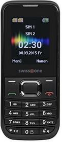 Swisstone SC230 Dual Sim Czarny