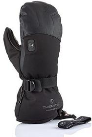 Therm-Ic POW Gloves o ogrzewania rękawice bejsbolowe, czarny, XS T46-0100-003