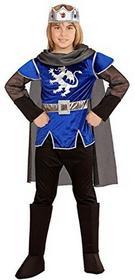 WidmannKING Arthur (niebieski)kostium dla dzieci 05506