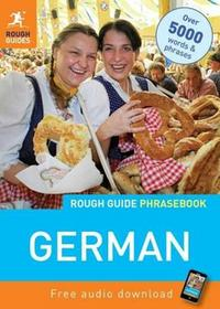 Rough Guide Niemcy rozmówki Rough Guide German Phrasebook