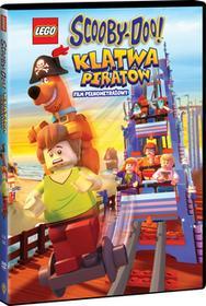 Lego Scooby-Doo! Klątwa Piratów DVD) Ethan Spaulding