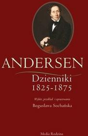 Media Rodzina Hans Christian Andersen Dzienniki H.Ch. Andersen
