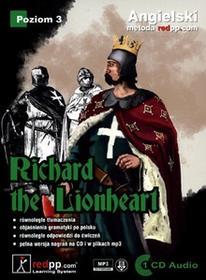 RED.PP.COM Angielski  Richard the Lionheart  Poziom 3  CD Ryszard Lwie Serce metoda redpp.com