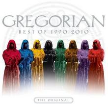 Gregorian Best of 1990-2010, CD Gregorian