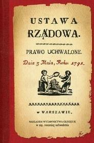 Olesiejuk Sp. z o.o. Konstytucja 3 Maja 1791 r. - Wydawnictwo Olesiejuk