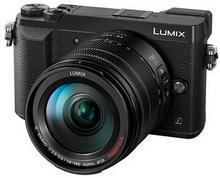 Panasonic Lumix DMC-GX80 + 14-140 srebrny