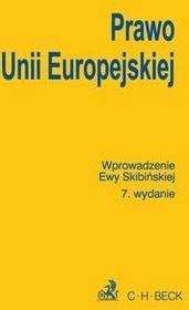 Prawo Unii Europejskiej - C.H. Beck