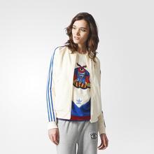 Adidas Bluza Embellished Arts SST Track Jacket (CV9431)