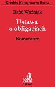 Ustawa o obligacjach Komentarz - Woźniak Rafał Paweł