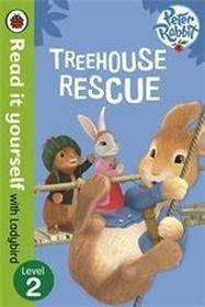 PENGUIN BOOKSPETER RABBIT: TREEHOUSE RESCUE - READ IT YOURSELF WITH LADYBIRD