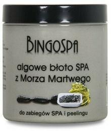 BingoSpa Algowe błoto z Morza Martwego - Algae Mud From The Dead Sea Algowe błoto z Morza Martwego - Algae Mud From The Dead Sea