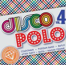Diamentowa Kolekcja Disco Polo Volume 4 CD) Various Artists