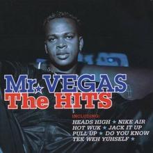 Hits The Mr Vegas Płyta CD)