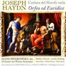 Vienna State Opera Orchestra Lanima Del Filosofo Ossia Orfe