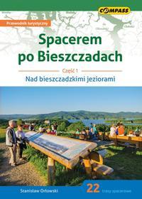Wydawnictwo Compass Spacerem po Bieszczadach Część 1. - Stanisław Orłowski