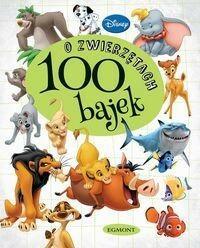 zbiorowa Praca 100 bajek o zwierzętach / wysyłka w 24h