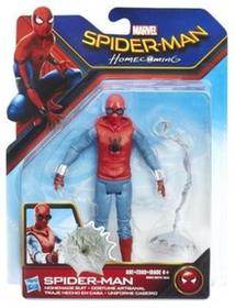 Hasbro Spider-Man WEB City Figurka 15 cm Spider Man Homemade Suit