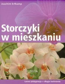 Delta W-Z Oficyna Wydawnicza Storczyki w mieszkaniu - Joachim Erfkamp