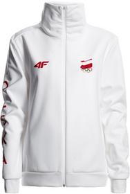 4F Bluza defiladowa damska Polska Pyeongchang 2018 BLD902R biały [S4Z17-BLD902R] BLD902R biały