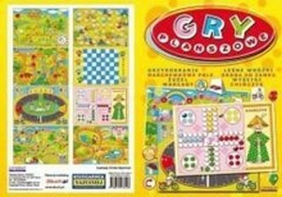 Literat8 gier planszowych dla dzieci