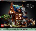 LEGO Ideas Medieval Blacksmith 21325