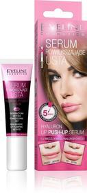 Eveline KOLOROWKA Hyaluron Lip Serum powiększające usta Push-Up 12ml