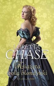 KSIĄŻĘTA WOLĄ BLONDYNKI STYLISTKI TOM 4 Loretta Chase