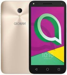 Alcatel U5 Premium 16GB Dual Sim Złoty