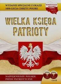 Sfinks Wielka Księga Patrioty - Opracowanie zbiorowe
