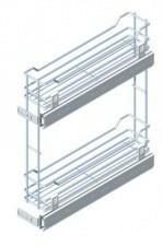 Rejs Kosz cargo mini boczne do szafki 15 cm Variant PLUS WE03.8084.01.003