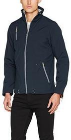 James Harvest snyder kurtka męska kurtka softshell, kolor: niebieski (granatowy) , rozmiar: 3xl B075KJGK87