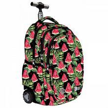 St. Majewski Plecak na kółkach St.Right TB-01 Watermelon